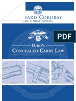 2009 Concealed Carry Laws Booklet
