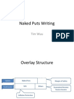 Naked Puts Writing