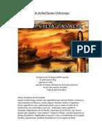 El estudio de la deidad Iyamí Oshoronga