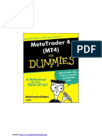 Met a Trader 4 for Dummies