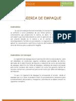 INGENIERIA DE EMPAQUE