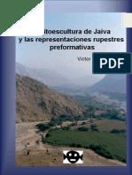 LA LITOESCULTURA DE JAIVA Y LAS REPRESENTACIONES RUPESTRES PREFORMATIVAS