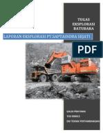 Cover Eksplorasi Batubara