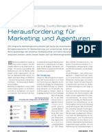 Ipsos Artikel Herausforderung Marketing
