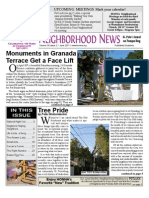 Historic Old Northeast Newsletter June 2011