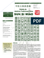 ISSM - Boletin Sun Si Miao - 2