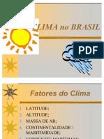 Clima No Brasil