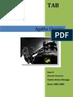 1997. Agatha Christie, Trappola per topi (trad. italiana)