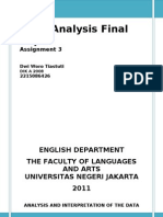 Error Analysis Final Paper
