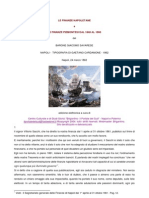 Barone Giacomo Savarese - Le Finanze Napoletane e Quelle Piemontesi Dal 1848 Al 1860