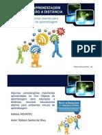 Livro Objetos de aprendizagem para educação a distância