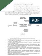 Modelul Lui Michael Porter de Diagnostic Are Strategic
