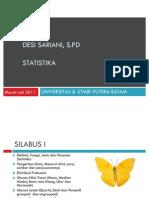 STATISTIKA 1