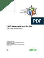 UWE Metamodel Reference
