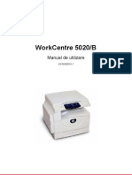 Manual de Utilizare WC5020 RO