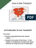 Cardiovascular Disturbances