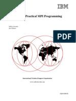 Practical MPI Programming