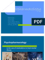 Psycho Pharmacology - Final
