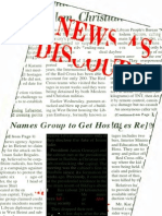 Teun a Van Dijk - News as Discourse 1998