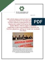 IHH Joins Denouncing Bin Laden's Killing