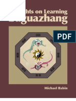 12230958 Thoughts on Learning Baguazhang