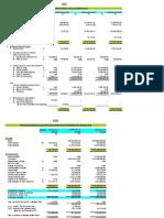 Demo Balance Sheet 2010
