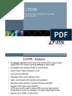 Presentation LT3799