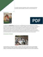 Costumbres de El Salvador