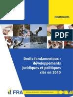 Annual Report 2011 Summary FR