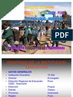 Presentación PDI PUQUIS