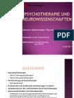 Psych Other a Pie Und Neurowissenschaften - 19.06