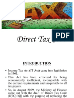 25 25 Last Direct Tax Code