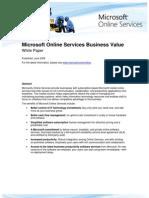 AST 0012305 BPOS Business Value Whitepaper