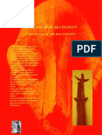PSYCHOLOGIE du CHAMAN - Pensée sauvages de Gian Berra 2002-2005