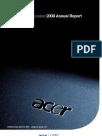 Acer2008AnnualReport