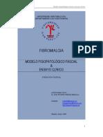 FIBROMIALGIA  modelo fisiopatológico fascial y ensayo clínico (Libro Digital, eBook Spanish, Fisiot~1