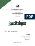 Bases Ecologic As