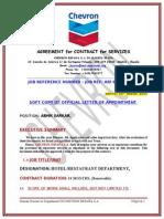 Chevron Espana S.a Appointment Letter 2011-1