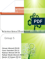 The Ecological Environment Presentation