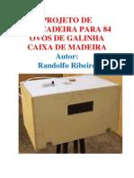 Projeto Chocadeira de Madeira