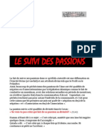 Le Suivi Des Passions (ibn Rajab al Hanbali, m795H)