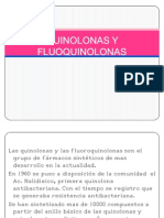 farmacologia quinolonas
