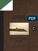 Timberland Boot Company Fall 2010