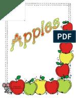 Apples Class Book