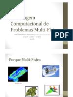 Modelagem Computacional de Problemas Multi-Física