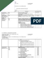a Cl. a IX-A - Planificare Calendar is Tic A