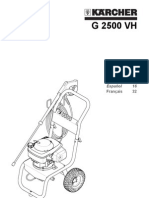 G 2500 VH 1.194-402.0 Sams.pdf Manual Hidro Kacher