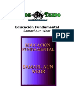 Aun Weor, Samael - Educacion Fundamental