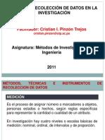 PRESENTACION Nº2-Etapa de Recolección de Datos en la Investigación