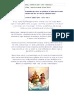 Resumen de La Leyenda de Manco Capac y Mama Ocllo